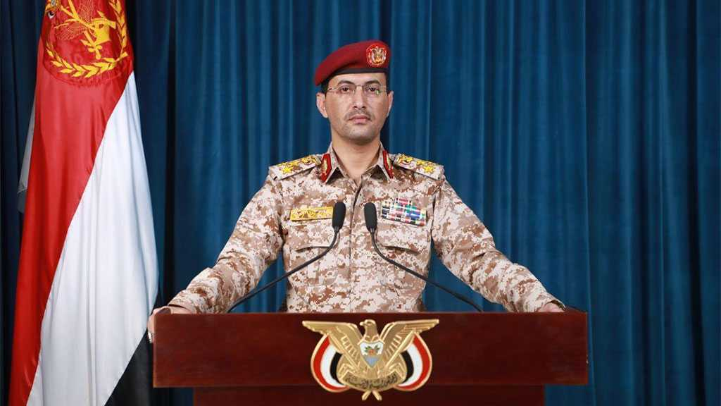 Army Spox: Yemeni Forces Will Continue to Fight Until Saudi Aggression Stops