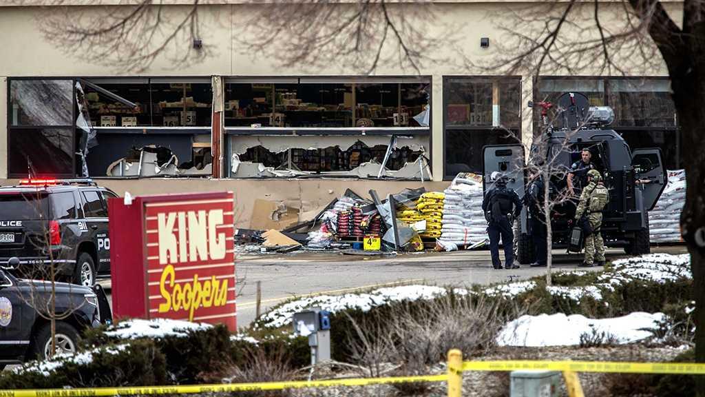 Colorado Supermarket Shooting: Gunman Kills 10 at a Boulder Grocery Store