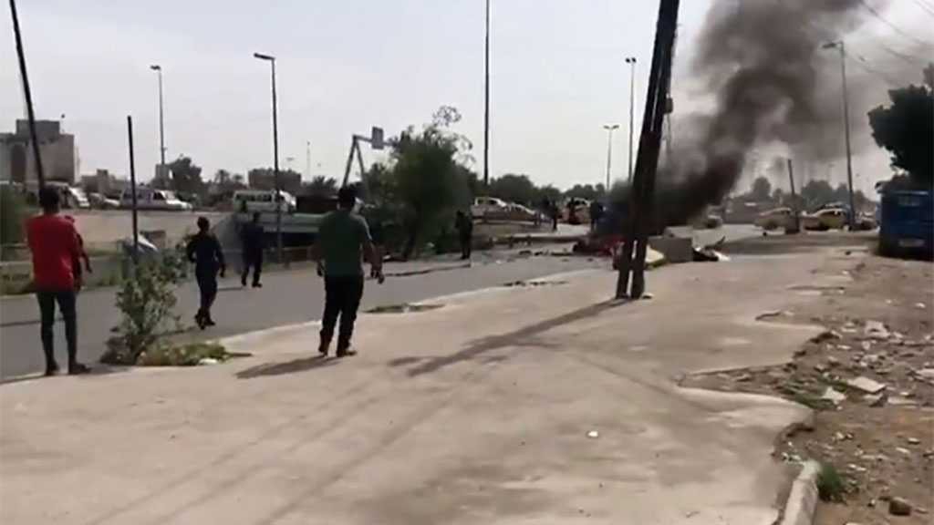 Suicide Attack in Eastern Baghdad Injures 4