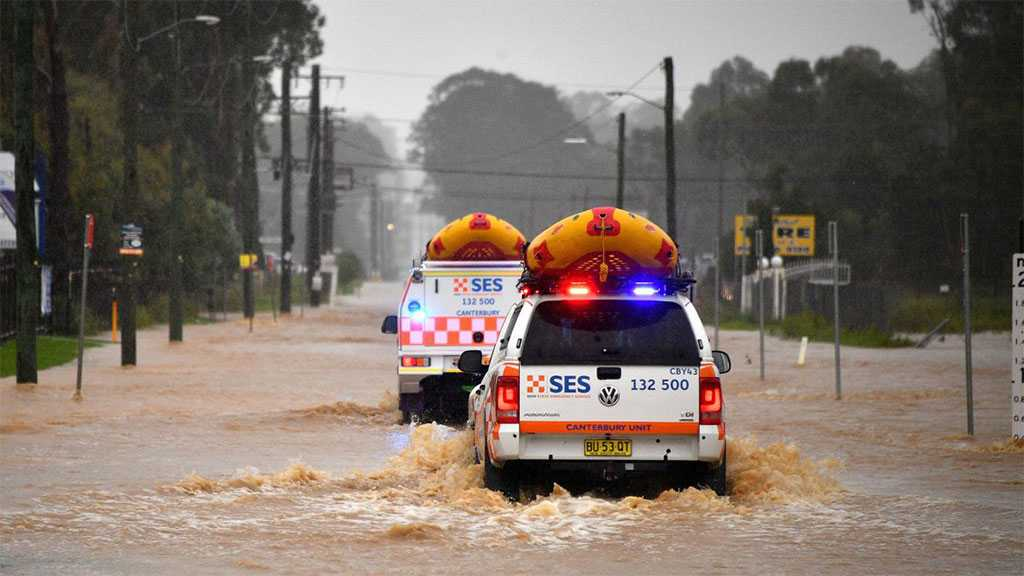 'Catastrophe' Declared In Parts of New South Wales as Torrential Rains Batter Australia