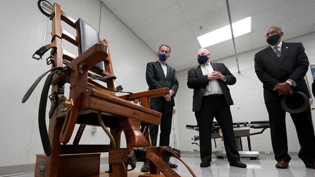 Virginia Governor Signs Legislation Abolishing Death Penalty