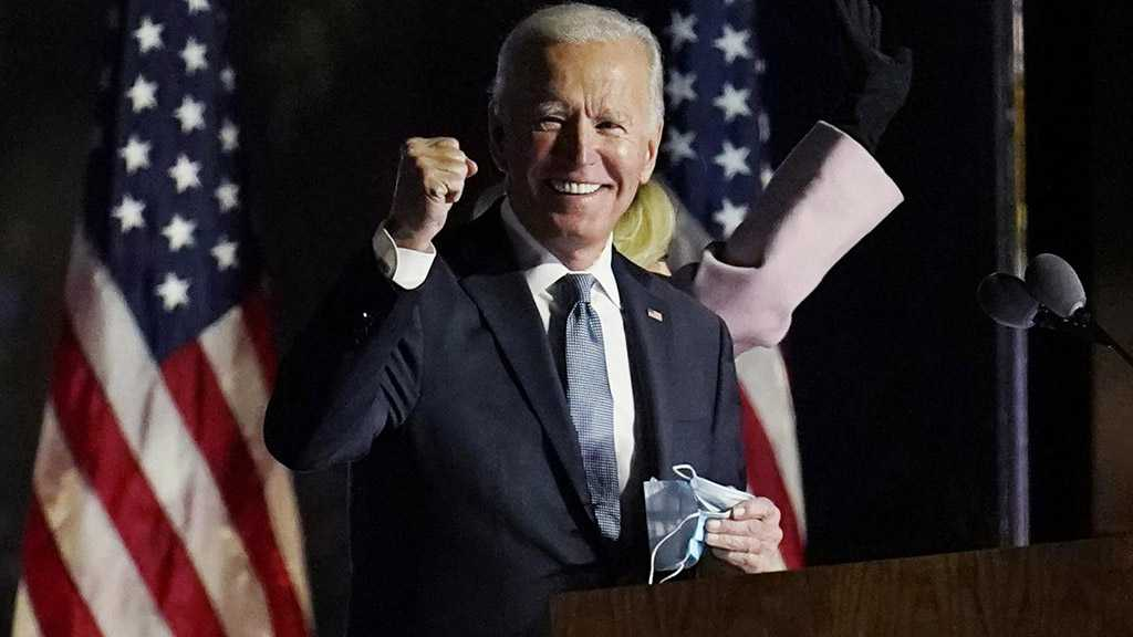 Report: Biden Ready to Become Two-Term US President
