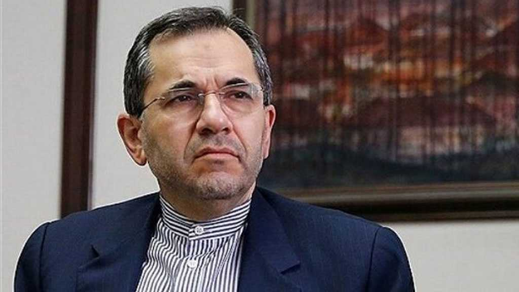 Cruel Anti-Iran Sanctions Won't Get US Anywhere - Envoy