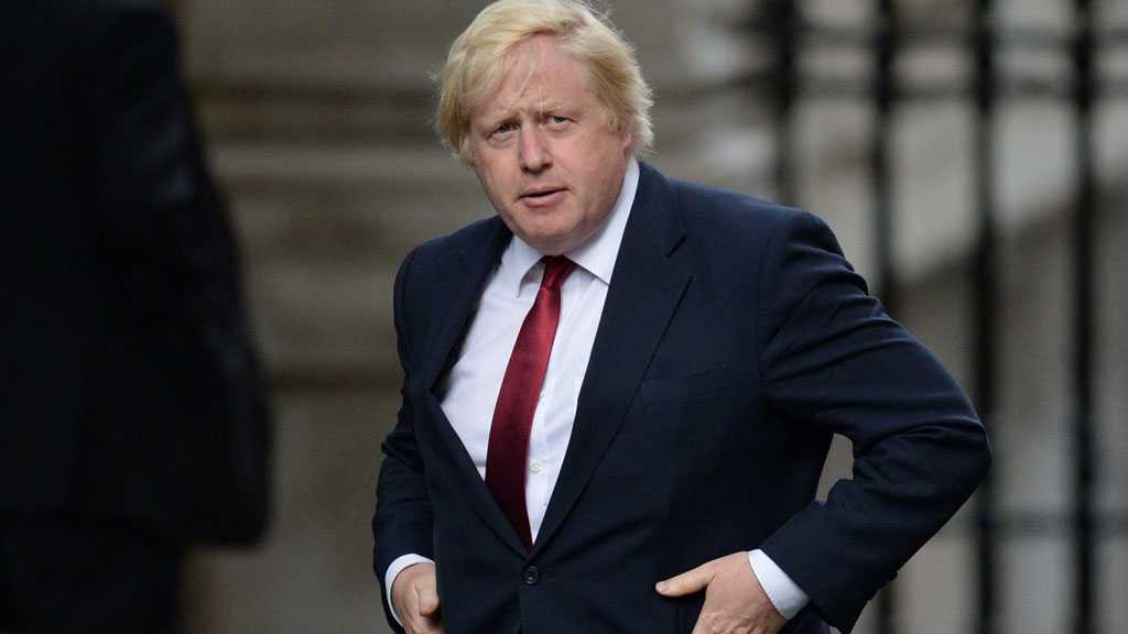 Boris Johnson Doesn't Rule Out Sending British Troops to Yemen