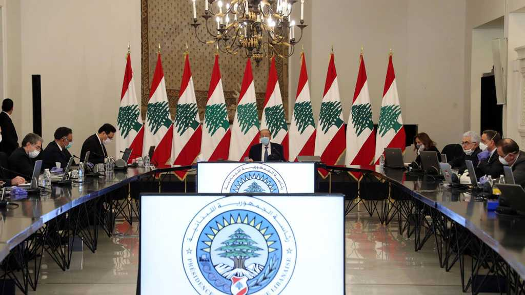 Lebanon Extends State of General Mobilization Six Months