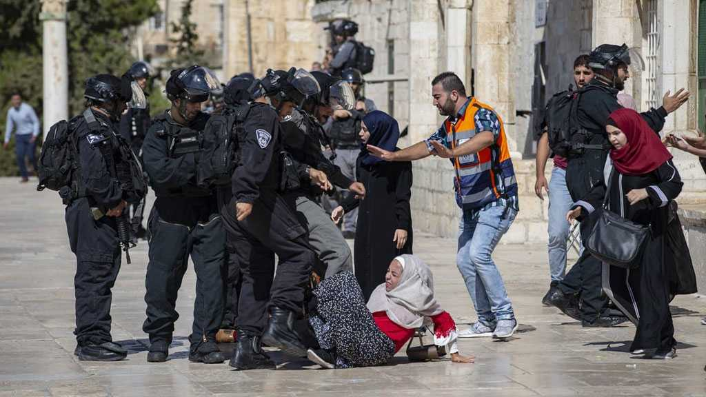 'Israeli' Forces Attack Palestinian Protesters, Worshipers