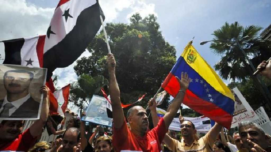 Syria, Venezuela Urge Joint Bilateral, Int'l Efforts to Confront US Sanctions