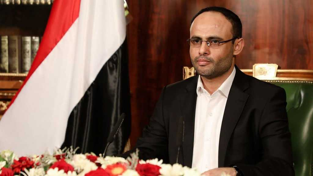 President of Yemen's Supreme Political Council Hails Yemeni Forces' Strength as Far Greater Than 6 Years Ago