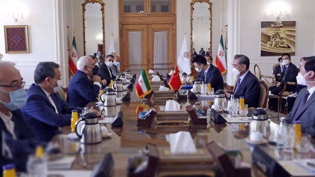 Iran, China FMs Sign the 25-Year Document on Strategic Cooperation