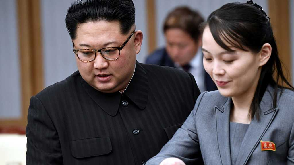 "Kim Yo Jong Blasts S Korea's ""Gangster-Like Logic"" for criticizing North's Missile Launches"