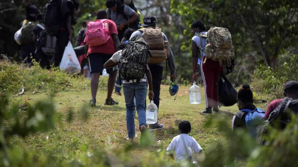 UN: Huge Rise in Child Migrants Crossing Dangerous Panama Jungle