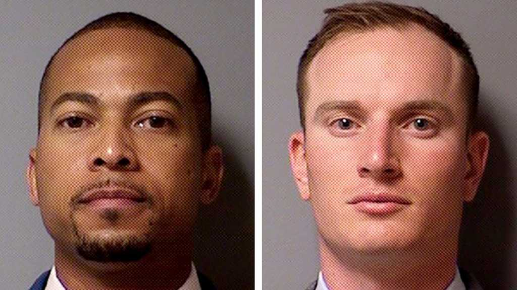 2 US Ex-Deputies Indicted on Manslaughter Charge in Death of Black Man