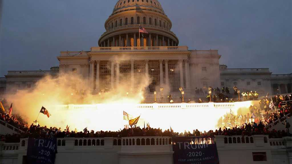 Capitol Police Sue Trump over Capitol Riot