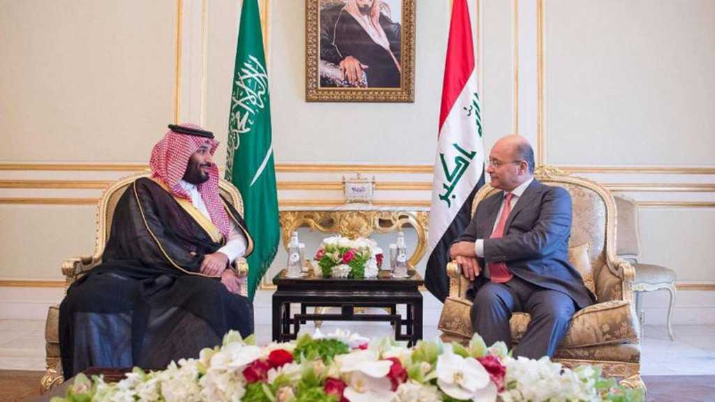 Iraq PM Seeks Closer Trade Ties on Saudi Visit
