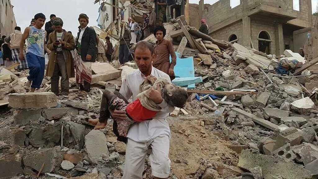 Yemen's Hiroshima