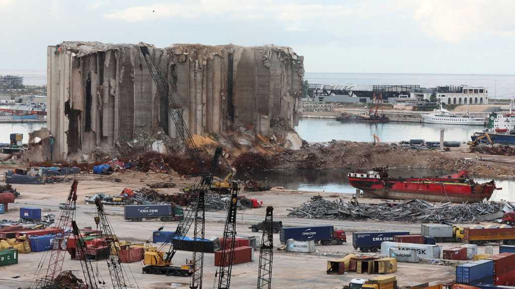 Germany To Propose Beirut Port Reconstruction With 'Strings Attached'