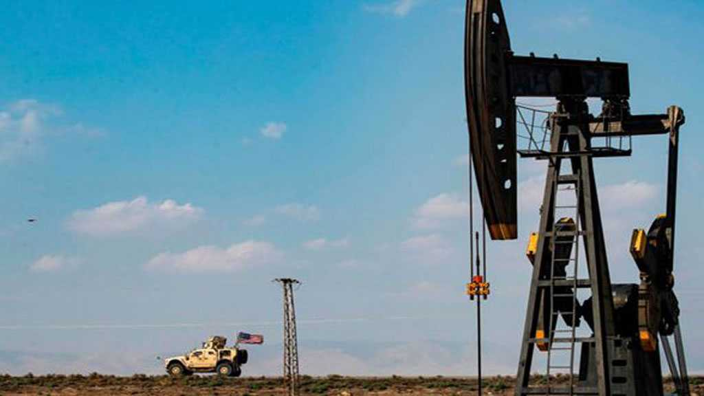 US Occupation Fortifies Illegal Base in Conico Oil Field in Syria's Deir Ezzor