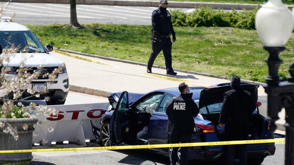 Capitol Car Ramming: Officer Dead, Another Injured, Attacker Dead