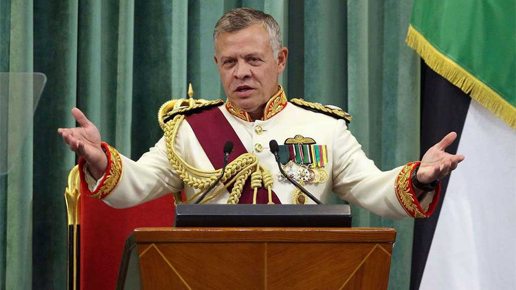 Jordan's King Sends a Tough Message on Dissent in the Royal Family after Coup Attempt