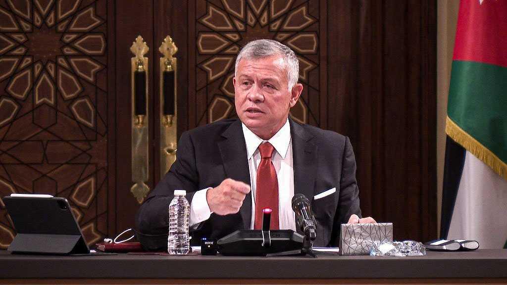 Jordan: King Abdullah Says 'Sedition' Quashed
