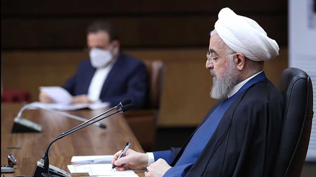Rouhani: Iran Launches New Uranium Enrichment Centrifuges, Stresses Peaceful Nature of Its Nuclear Program