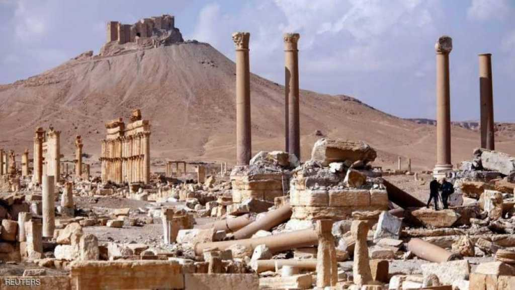 The Ancient City of Palmyra Wipes Off the Dust of Terror