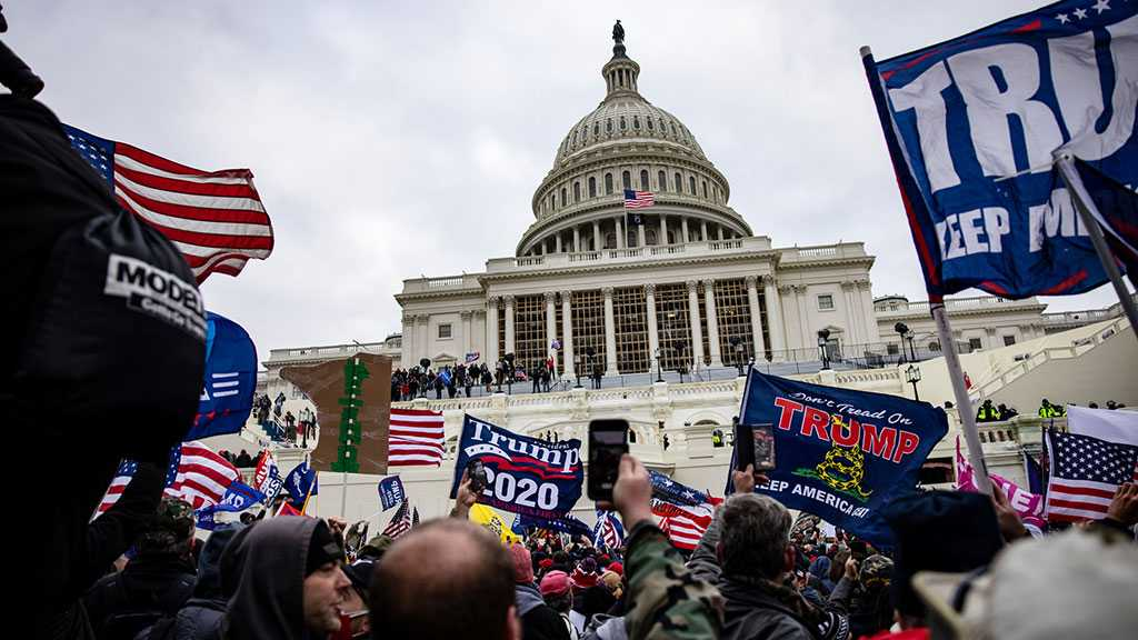 US Reports: Capitol Police had Prior Intel on Threat of Trump Supporters' Riots