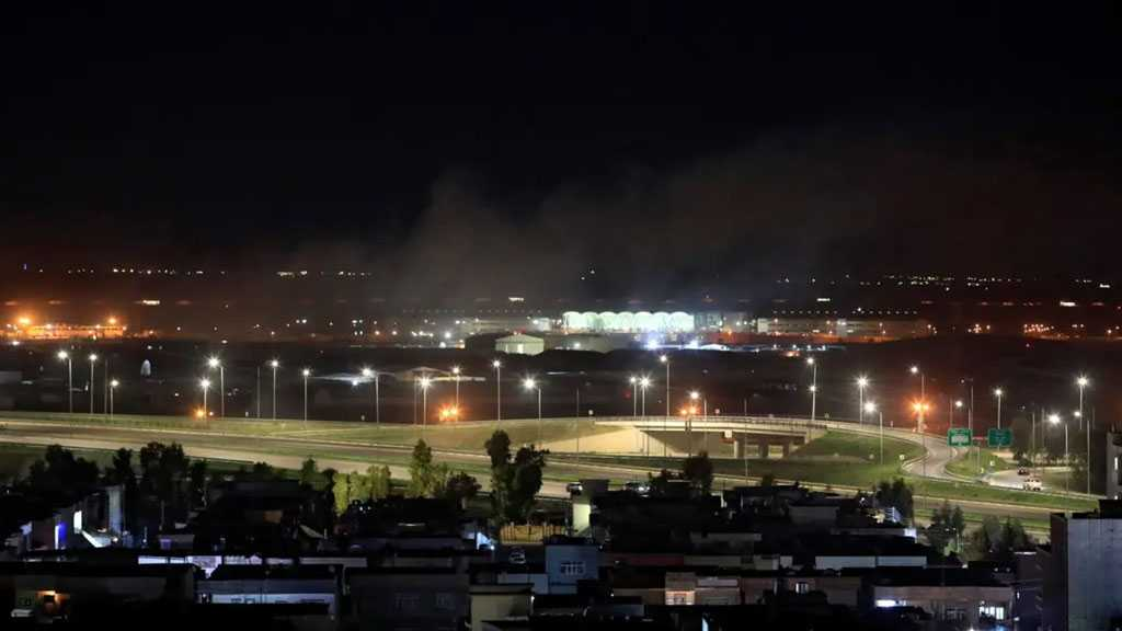 'Attack' Targets US Airbase in Iraqi Kurdistan - Reports