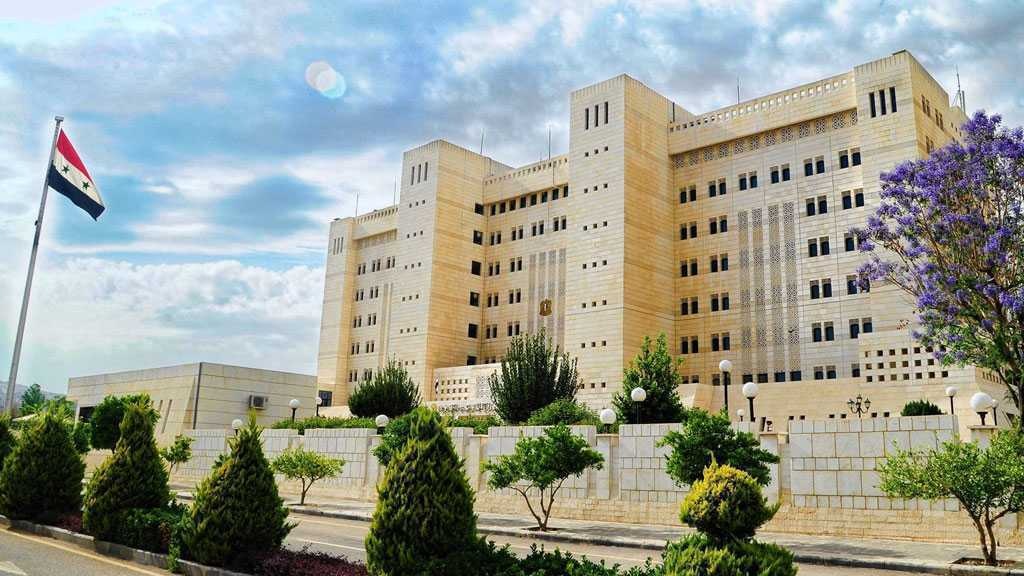 Syria Slams OPCW Report on Alleged 2018 Gas Attack in Saraqib