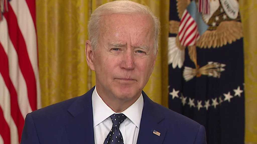 Biden Calls For De-Escalation of Tensions with Russia Following Sanctions
