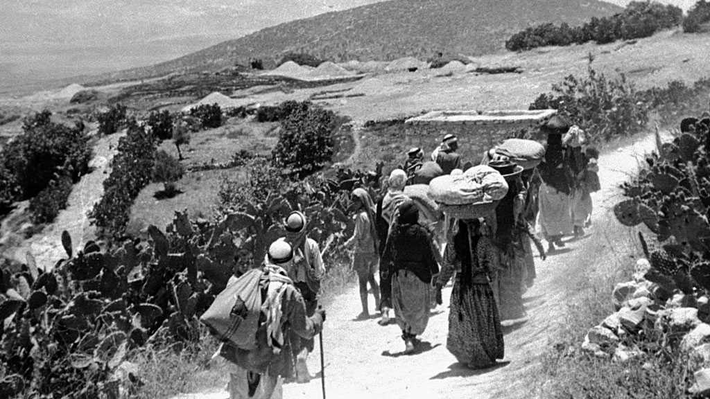 Palestinians Mark Catastrophe's 73rd Anniversary, Reaffirm Right to Return
