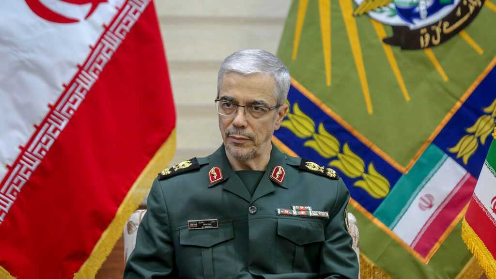 Iranian Army, IRG Guarantee Country's Security, Tranquility - Top Commander