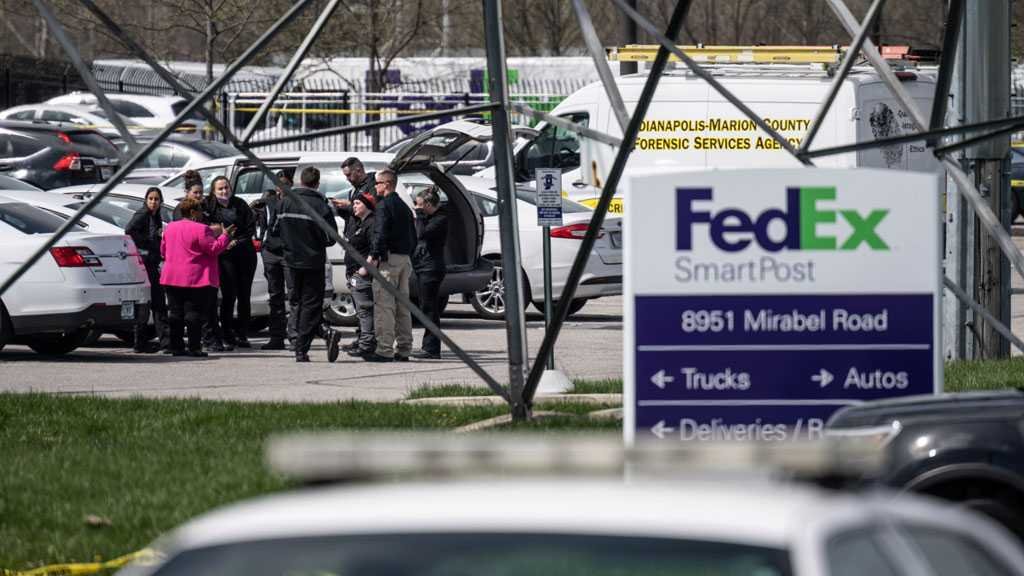 FedEx Gunman Was Previously Questioned Over Concerns He Might Commit 'Suicide by Cop'