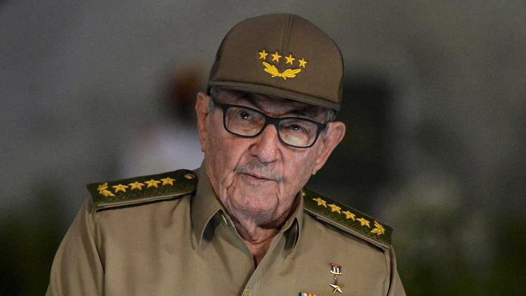 Raul Castro Steps Down as Cuba's Communist Party Chief