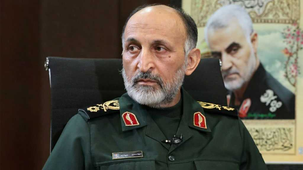 IRG Quds Force Deputy Chief Passes Away