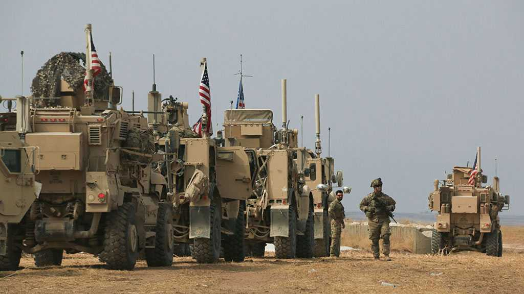 US Convoy Spotted Transporting Weapons, Logistic Materials to Its Base in Northern Syria