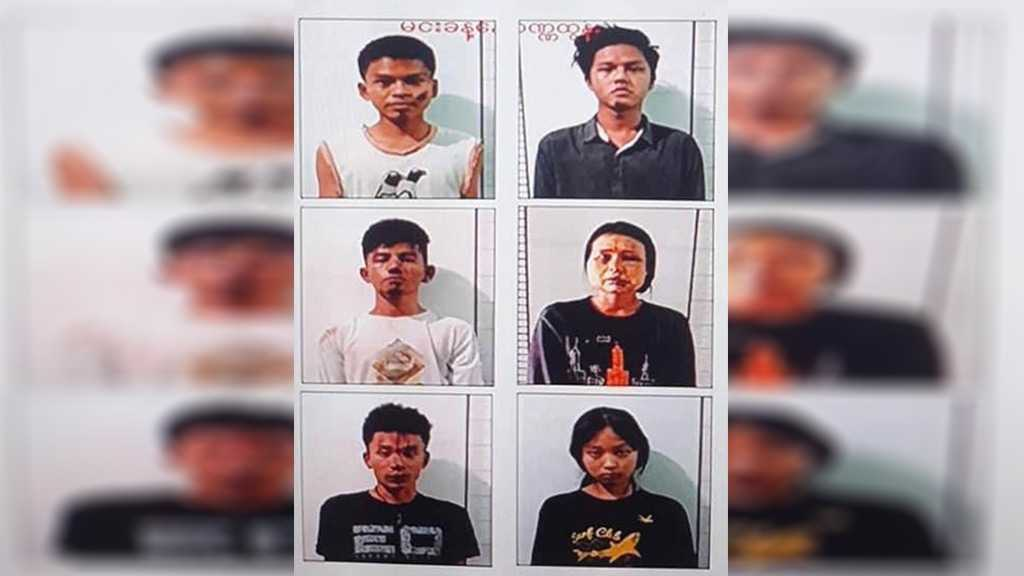 Outcry in Myanmar as Military Airs Images of Tortured Detainees