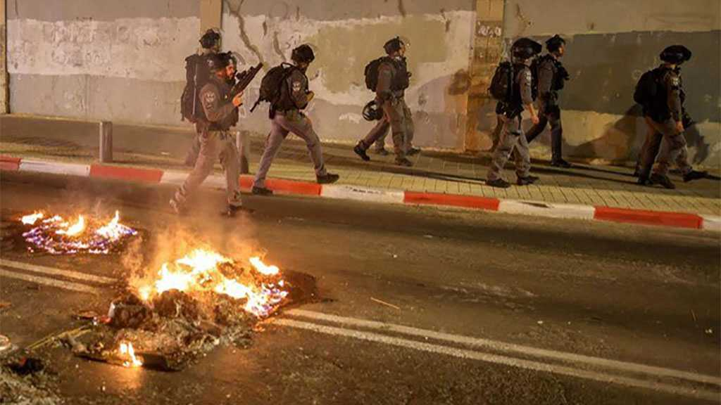 Four Palestinians Injured In Ramadan Clashes in Occupied Al-Quds