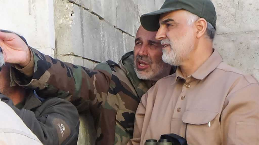 General Fallahzadeh Appointed as IRG Quds Force Deputy Commander