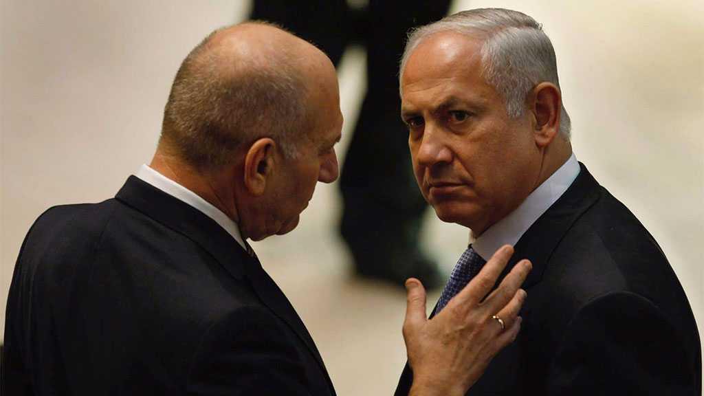Netanyahu Threatens Defamation Suit against Olmert