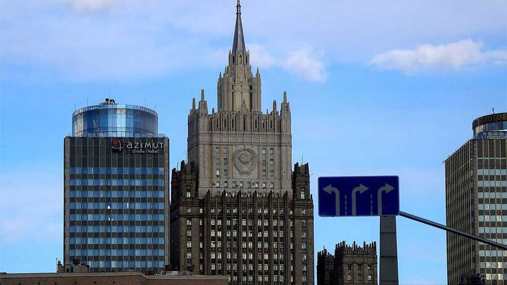 Moscow Reserves the Right to Expel Ukrainian Diplomat in Tit-for-Tat Move