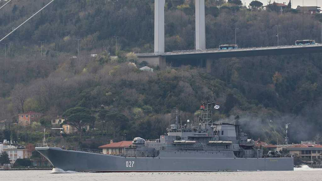 Russian Diplomatic Source: UK Warship Passage to Black Sea is Aimed at Intimidation