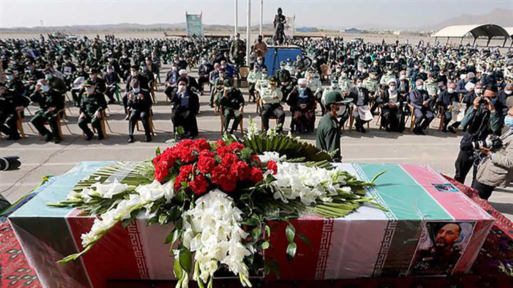 Iranians Bid Farewell to IRGC Quds Force Second-In-Command