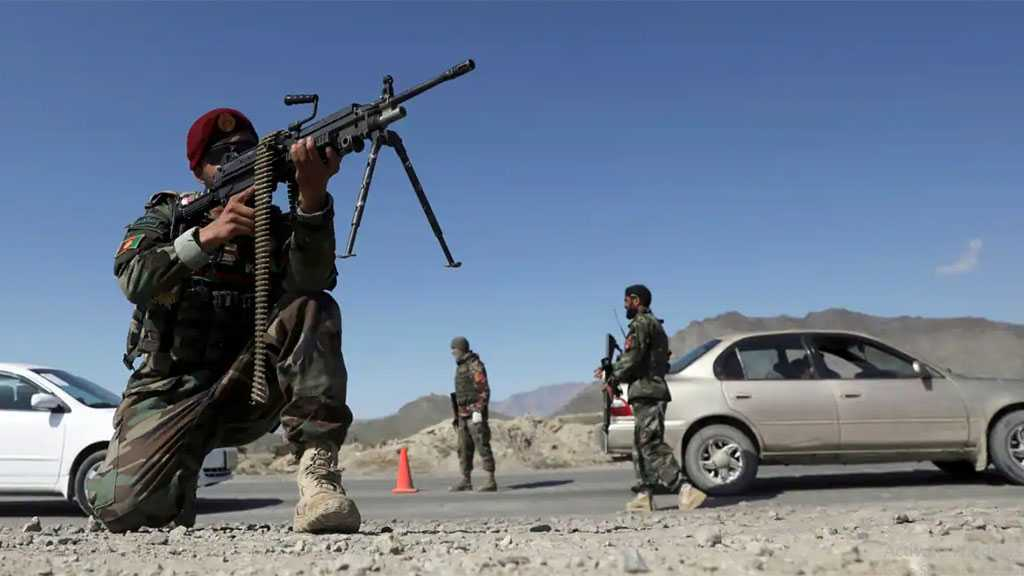 Suicide Attack Targets Afghan National Security Forces In Kabul