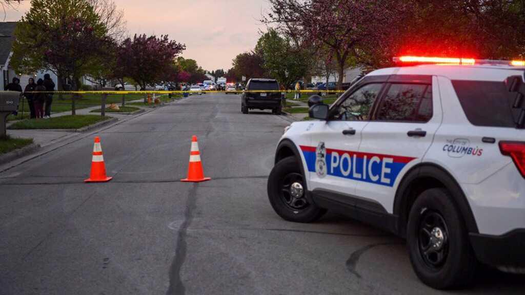 Ohio Police Shoot Black Teen Minutes before Floyd Trial Verdict