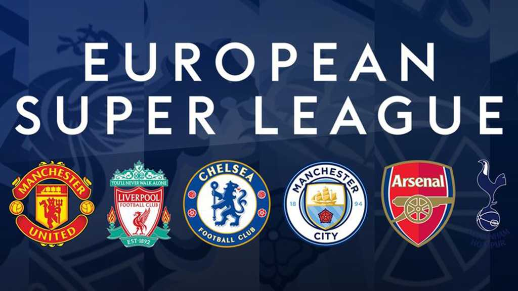 UK PM Welcomes English Football Clubs' Withdrawal from European Super League