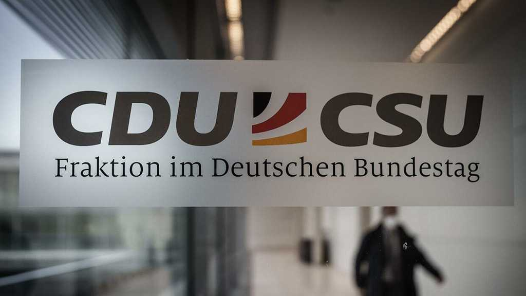 Poll: Germany's CDU/CSU Loses Majority Support after Laschet Named Chancellor Pick