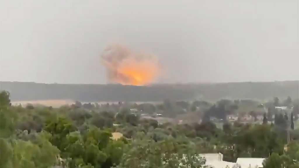 Huge Explosion Rocks 'Israeli' Missile Factory