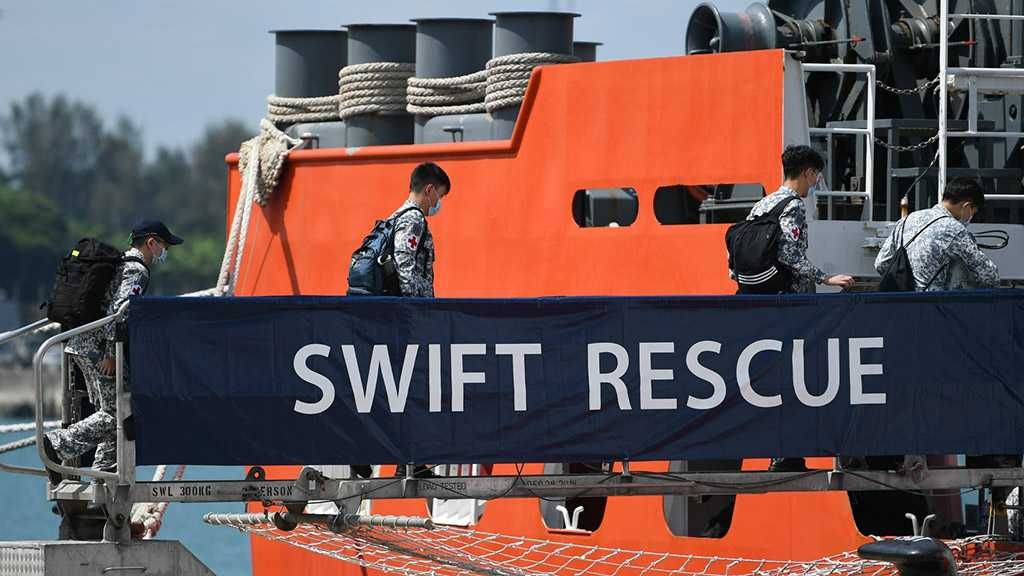 Singapore Sends Rescue Vessel to Search for Missing Indonesian Submarine