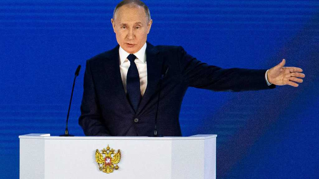Putin Warns West against Crossing Russia's 'Red Line'